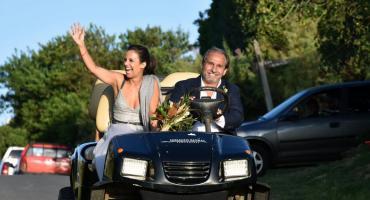 Las imágenes del casamiento de la hija de Nicolás Caputo en Punta del Este
