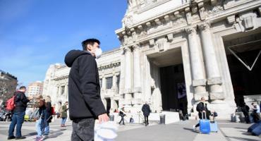 Crecen cifras por coronavirus en Italia: ya son 7 los muertos y más de 220 infectados
