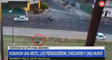 Otro ataque brutal: robó una moto, lo persiguieron y lo asesinaron a patadas