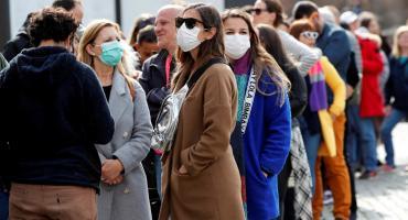 El coronavirus, imparable en Italia: confirman el primer caso en el sur