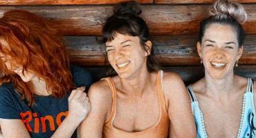Julieta Nair Calvo finalizó su fin de semana largo con fotos muy sensuales
