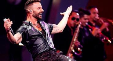 Ricky Martin en Argentina: show a nivel internacional y un carisma único