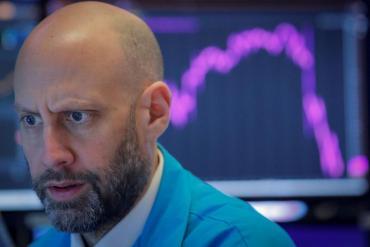 Por el coronavirus, Wall Street cerró su peor semana desde 2008