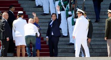 """Lacalle Pou asumió en Uruguay: """"El Mercosur debe dejar de lado cuestiones ideológicas"""""""