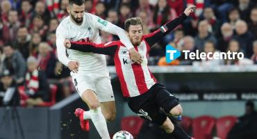 La Copa del Rey se juega por Telecentro 4K, Granada vs. Athletic Bilbao, en Alta Definición