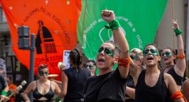 #8M Día Internacional de la Mujer: pañuelazo y manifestación en la Catedral por aborto legal