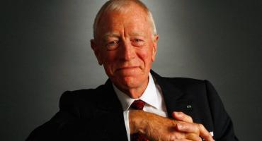 Murió Max von Sydow, actor de Star Wars y Game of Thrones