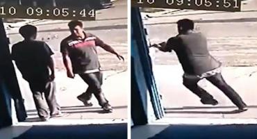 Crimen mafioso a plena luz del día en Rosario: así asesinaron a comerciante