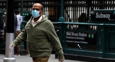 EE.UU. tiene más de 60.000 casos y 827 muertes por coronavirus
