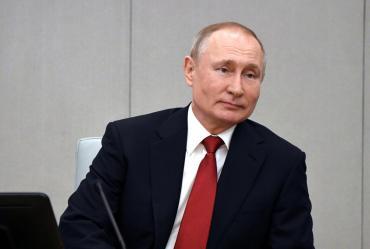 Críticos creen que Putin quiere perpetuarse en el poder con el referéndum en Rusia