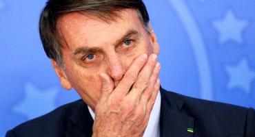 Bolsonaro dice que los brasileños no se contagiarán con el coronavirus porque