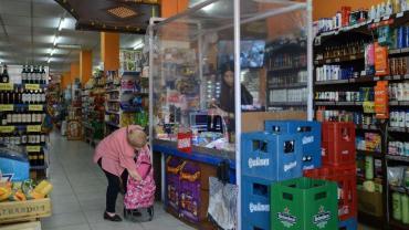 Las ventas de los supermercados chinos cayeron 20% en pandemia