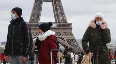 """Coronavirus en Francia y la muerte de una joven de 16 años: """"Todo empezó con una tos"""""""