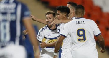 Boca impuso su jerarquía en Mendoza y aplastó a Godoy Cruz en la Copa de la Superliga