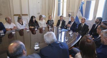 Reunión del Gabinete económico y social para analizar medidas por efectos del coronavirus