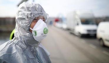Alemania en alerta máxima: esperan aumento de casos de coronavirus durante la Semana Santa
