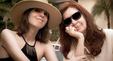 Cristina Kirchner anunció que regresa desde Cuba a Buenos Aires junto a Florencia