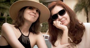 En plena cuarentena por coronavirus, Cristina Kirchner y Florencia llegaron al país y se aíslan