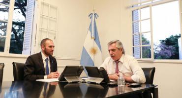 Alberto Fernández habló con Kristalina Georgieva tras informe del FMI sobre Argentina