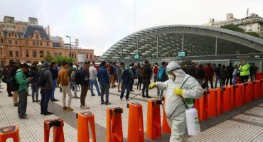 Coronavirus en Argentina: primer muerto en Mendoza y confirmado el deceso en Recoleta