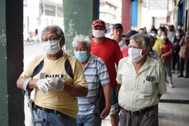 Coronavirus avanza en el mundo: 304.528 contagiados y 12.973 muertos