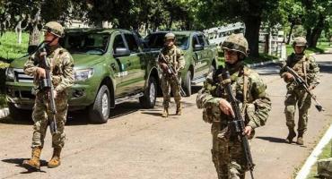 El Gobierno no descarta el uso de las Fuerzas Armadas para hacer cumplir la cuarentena