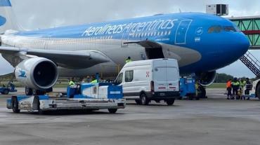 Aerolíneas Argentinas habrá repatriado a más de 27 mil pasajeros varados en el exterior entre el 13 y el 27 de marzo