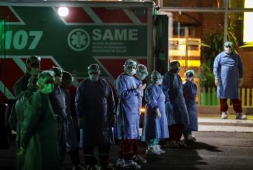 Murió un médico legista de la Policía de la Ciudad: aseguran que no se vacunó con la Sputnik V contra coronavirus