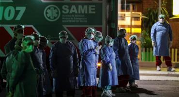 Avanza el Coronavirus en Argentina: 36 nuevos contagios, 301 infectados en total y 4 muertos