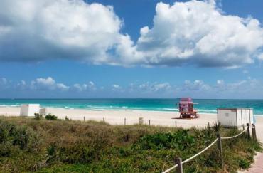Coronavirus en EE.UU.: las playas de Miami estarán cerradas hasta junio