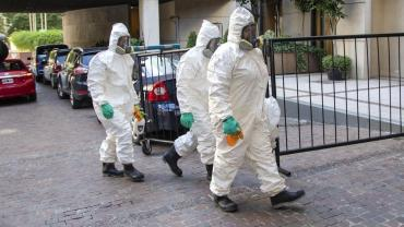 Coronavirus en Argentina: se conocieron 117 nuevos contagios, hay 502 infectados en total y 8 muertos