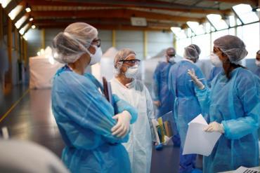 Coronavirus en Italia: más de 660 muertos en 1 día, hay casi 8.300 fallecidos