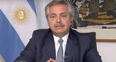 Alberto Fernández por Coronavirus: