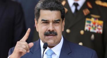 El gobierno de Estados Unidos ofrece 15 millones de recompensa por Nicolás Maduro
