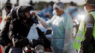 Coronavirus en Argentina: hay 19 muertos y el número de infectados se eleva a 745