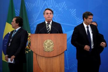 Bolsonaro sobre coronavirus: