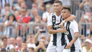 Por el coronavirus, Juventus acordó una reducción salarial con sus jugadores