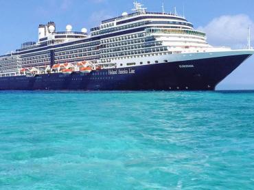 Coronavirus: autorizan a cruzar el canal de Panamá a crucero con infectados de COVID-19