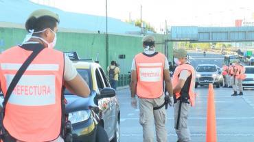 Cuarentena por Coronavirus: fuerzas federales detectaron 13 mil infractores en toda Argentina
