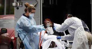 Coronavirus en EE.UU.: infectólogo predice hasta 200.000 muertes y millones de casos en su país