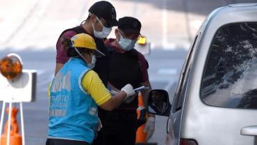 Coronavirus: se cayó página web para tramitar el permiso único de circulación