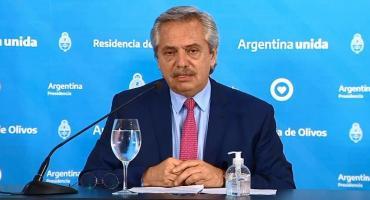 Alberto Fernández, nuevo anuncio ante avance del coronavirus: