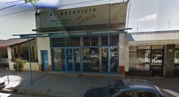 Pergamino: robo en banda en autoservicio, se llevaron la caja registradora y una moto