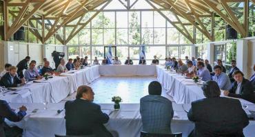 Coronavirus: Alberto Fernández se reúne con intendentes del Conurbano, que piden ayuda financiera
