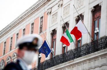 Coronavirus en Italia, sin tregua: más de 12 mil muertos y casi 106 mil contagiados