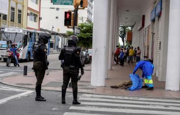 Coronavirus en Ecuador: retiraron 150 cadáveres de las calles y viviendas en medio de la pandemia de coronavirus