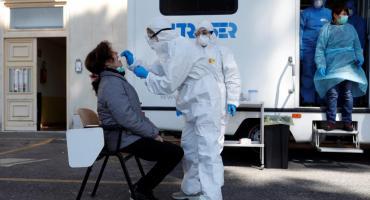 Coronavirus en Italia: número de muertos supera los 13 mil y ya hay más de 110.000 casos