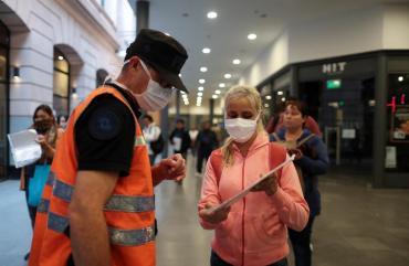 Coronavirus en Argentina: murió mujer de 63 años en Ituzaingó y es la víctima fatal 30 en el país