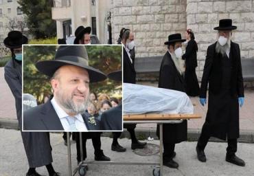 Coronavirus en Argentina, muerte 31: rabino de 55 años, primera víctima en comunidad judía ortodoxa