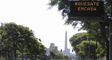 Coronavirus en Argentina: la víctima 32 fue el hombre de 78 años que ocultó síntomas para tomar vuelo